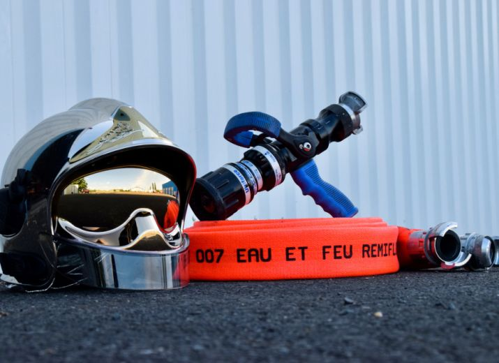 Calendrier 2021 des Sapeurs-Pompiers de Lussac-les-Châteaux