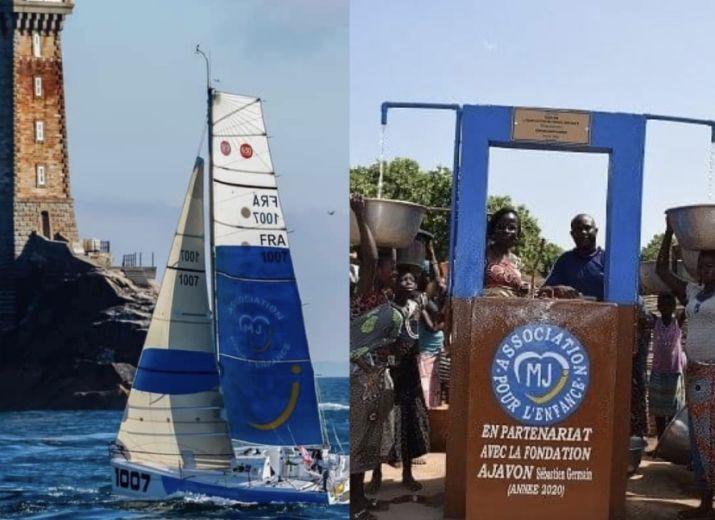 CAGNOTTE DE NOEL - De l'eau pour les enfants du Bénin !