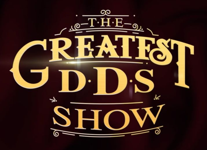 DVD The Greatest DDS show