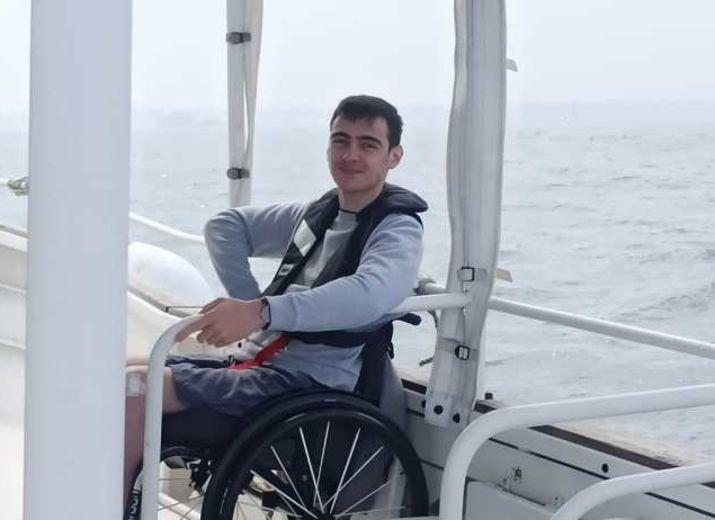 Cagnotte pour financer mon fauteuil roulant