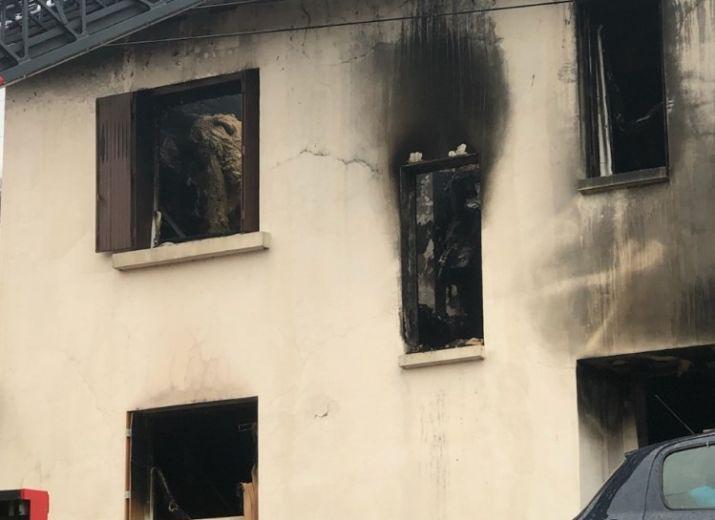 Aide victime Incendie