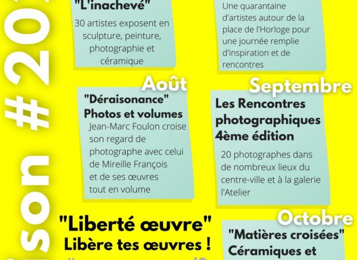Soutenez les manifestations artistiques pour Sisteron