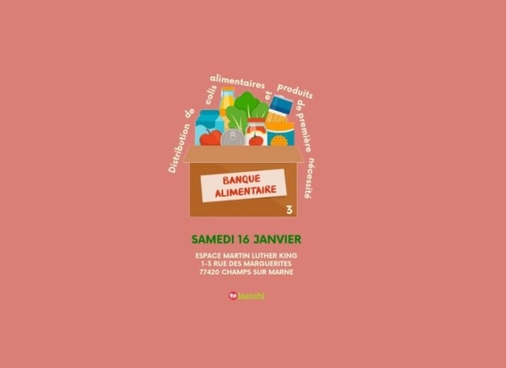 Banque Alimentaire 16/01/2021
