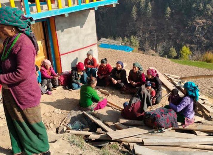 Projet Népal 2021: Kamilako ghara