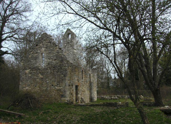 Chapelle des Templiers de Fourches