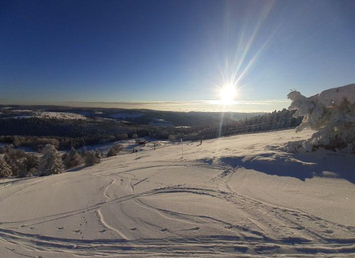 Un tapis roulant pour tous pour relancer l'apprentissage du ski