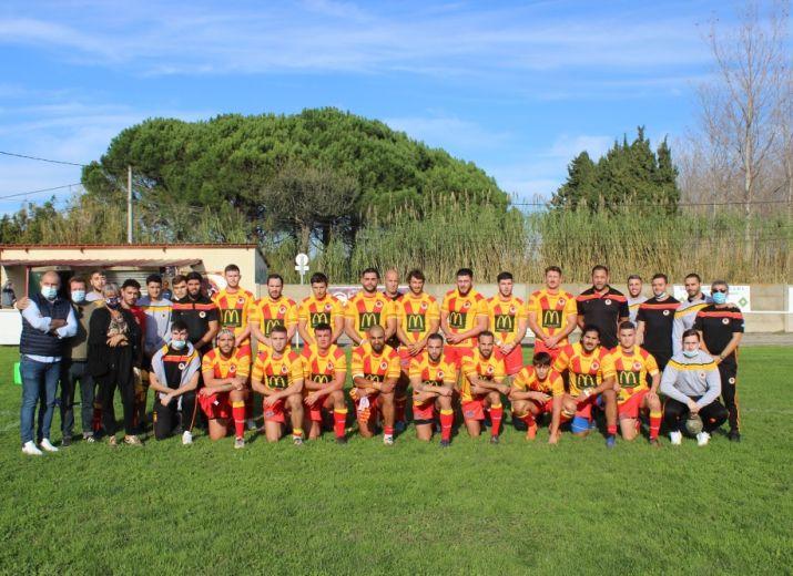 CAGNOTTE SOLIDAIRE DU CLUB DE PALAU XIII BRONCOS