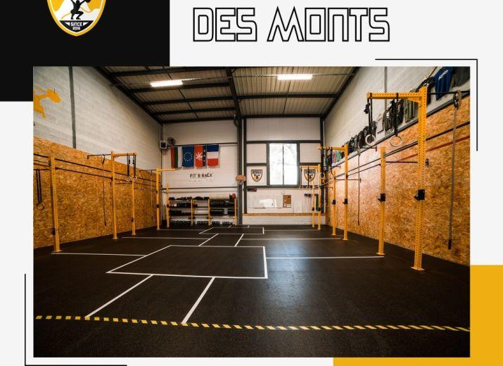 Soutien CrossFit Des Monts