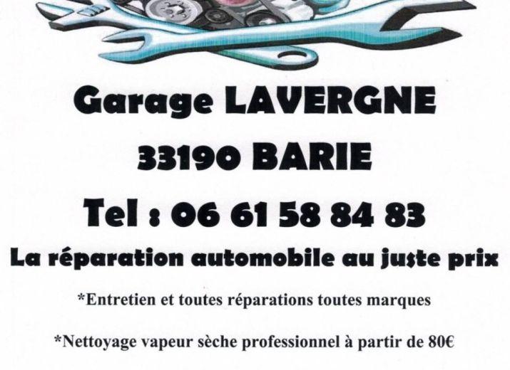 Garage Lavergne