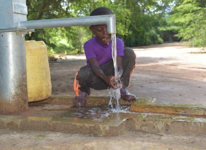 Team Annette: Water for Nele - Wasser für Nele