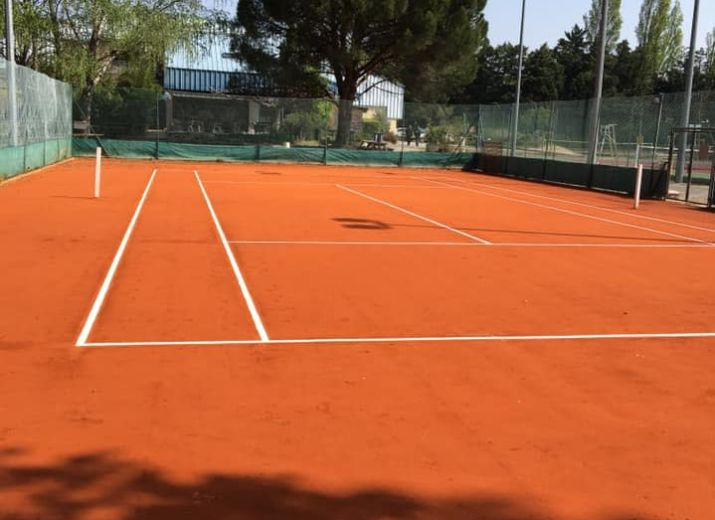 VALENCE TENNIS EPERVIERE - TERRES BATTUES
