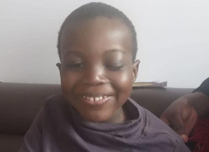 Aider les parents de Ibrahima, 5 ans, atteint d'un cancer de l'oeil, à pallier aux frais de traitement.