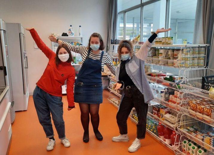 AGORAé Brest - Luttez contre la précarité alimentaire