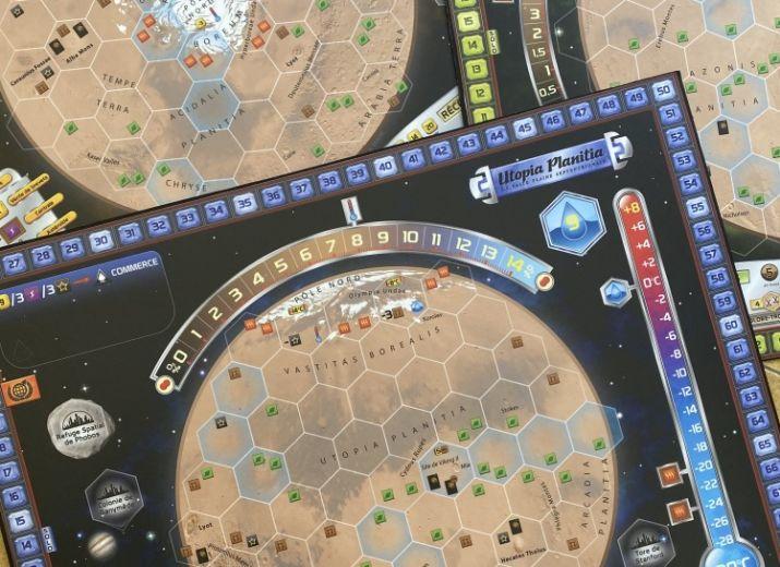 Impression groupée fan made vf Terraforming Mars