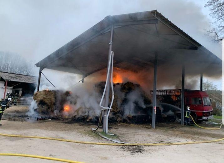 Aidons La Cravache suite à l'incendie du 25 mars