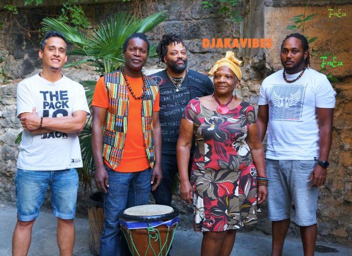 Soutenez le projet d'enregistrement DJAKAVIBES