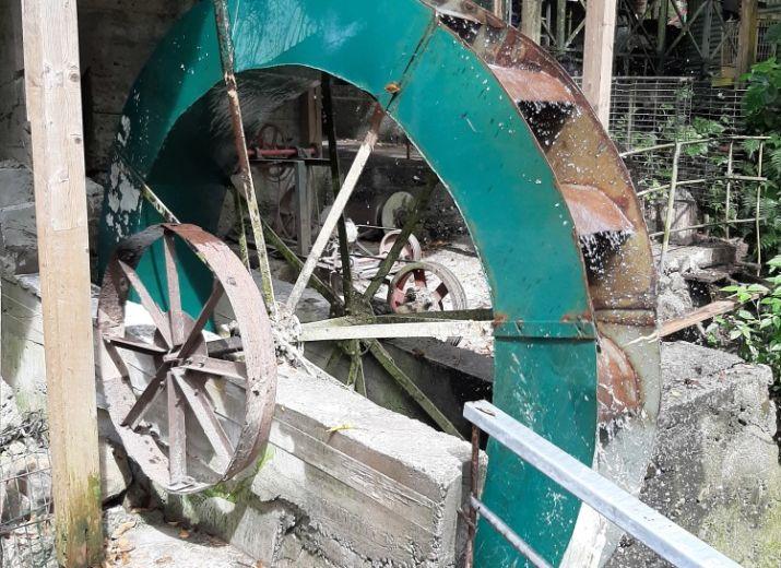 Sos pour le moulin hydroélectrique du gros Morne