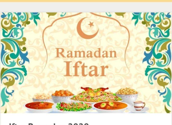 Iftar Ramadan 2021