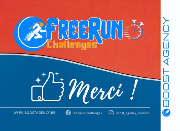 Free Run Challenge