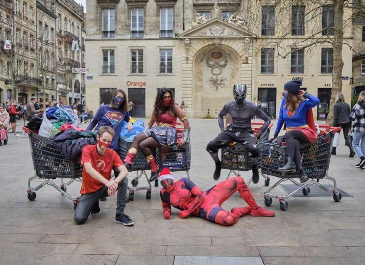 Et si c'était toi - Un soutiens pour les Sans-Abris de Bordeaux #Acte7