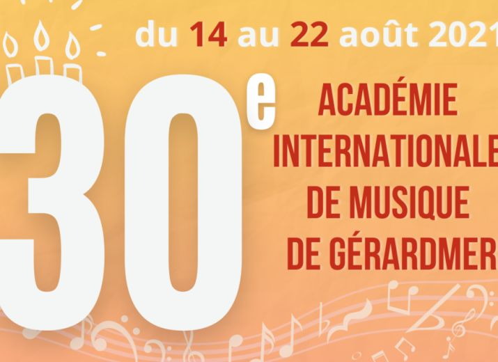Académie internationale de musique de Gérardmer