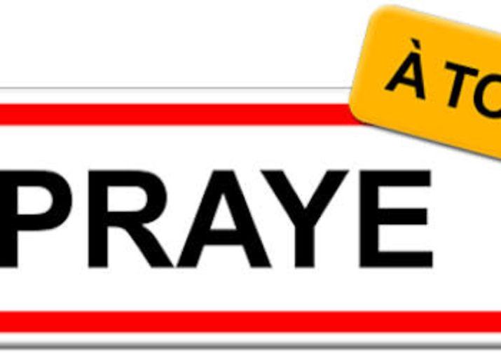 Praye à tout
