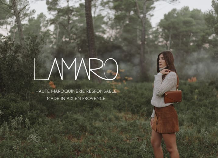 Lamaro, haute-maroquinerie toujours plus personnalisable grâce à vous !