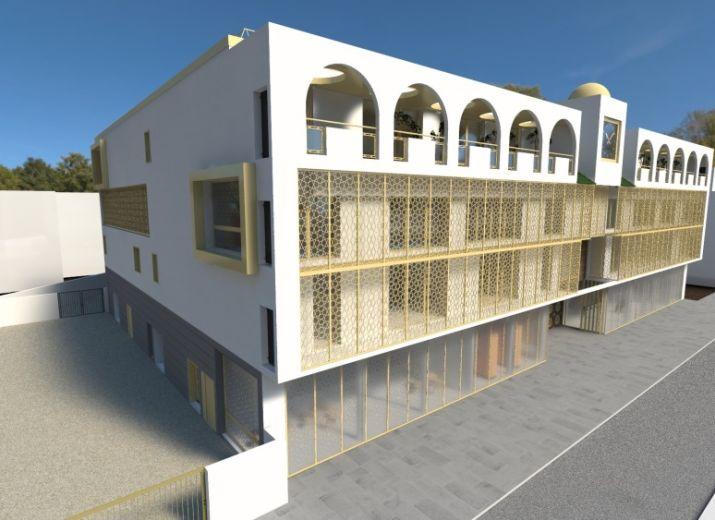Ensemble Construisons La Mosquée Bilal à Clichy-sous-Bois
