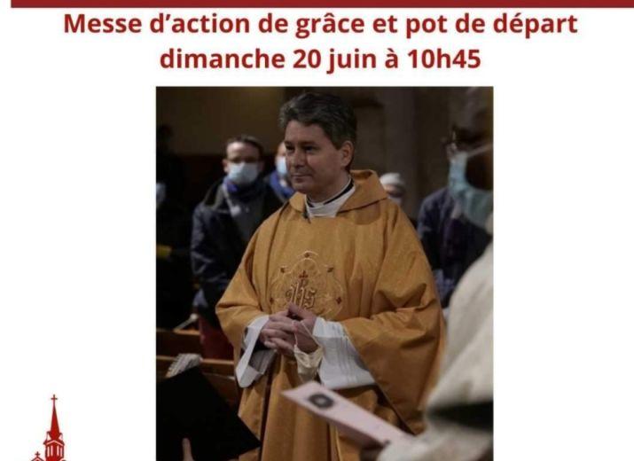 Départ Père François