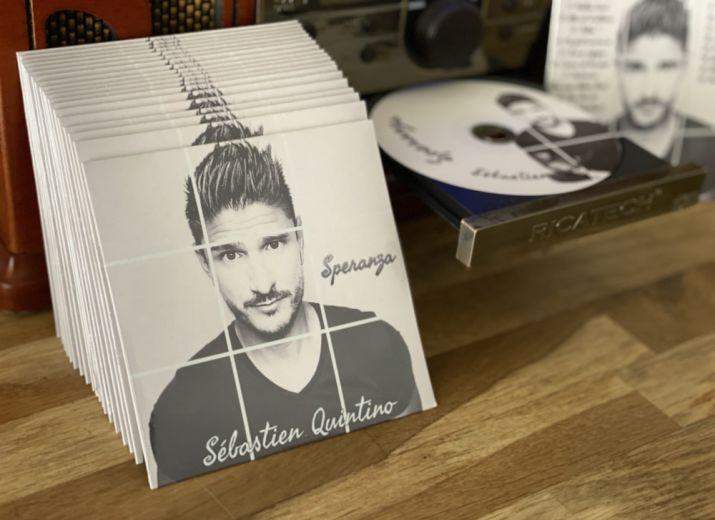 """CD """"Speranza"""""""