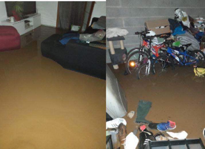 Inondation : Une famille a besoin de vous
