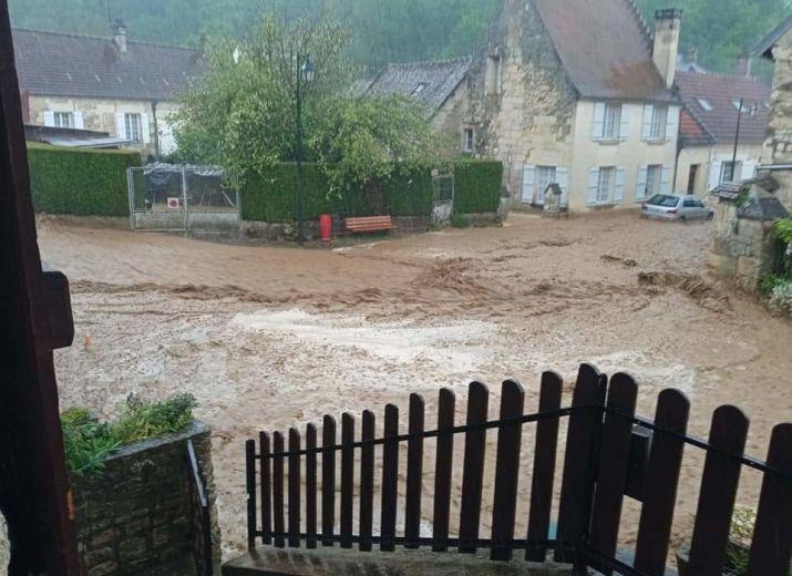Soutenez le village très marqué par l'orage de Puiseux-En-Retz