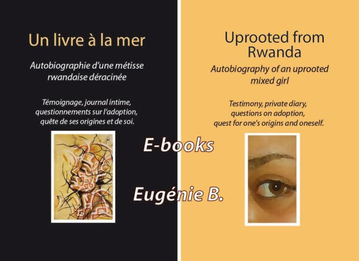"""Solidarité avec la famille d'""""Un livre à la mer"""" / Solidarity with the family of """"Uprooted from Rwanda"""""""