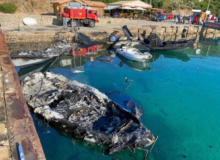 Soutien aux pêcheurs sinistrés de Sagone