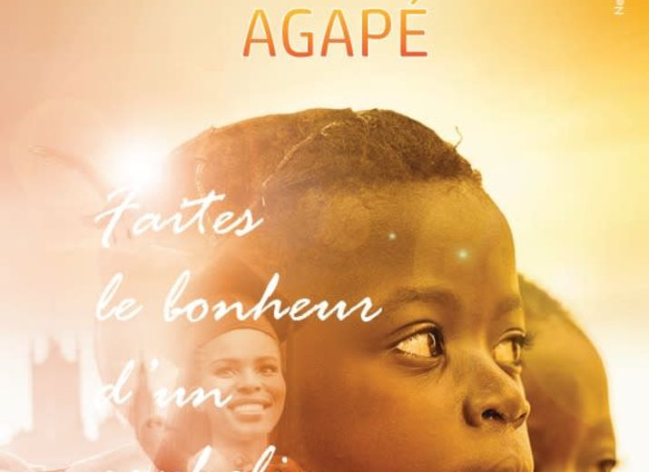 Agapé- supporting orphans in Ivory Coast