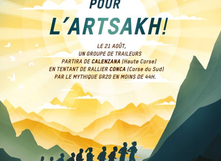 Gr20 pour l'Artsakh