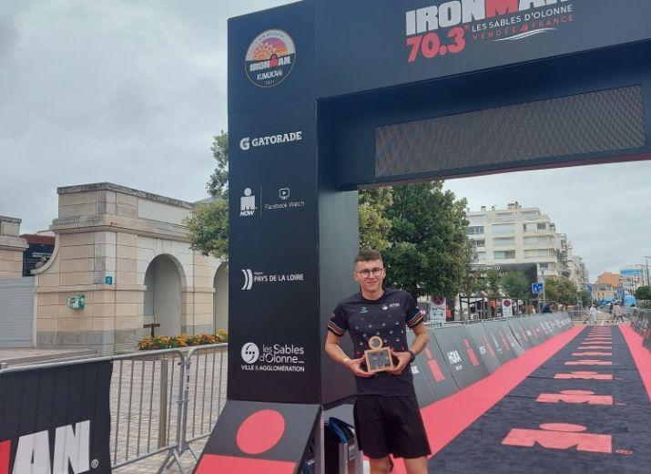 Objectif championnat du monde Ironman 70.3