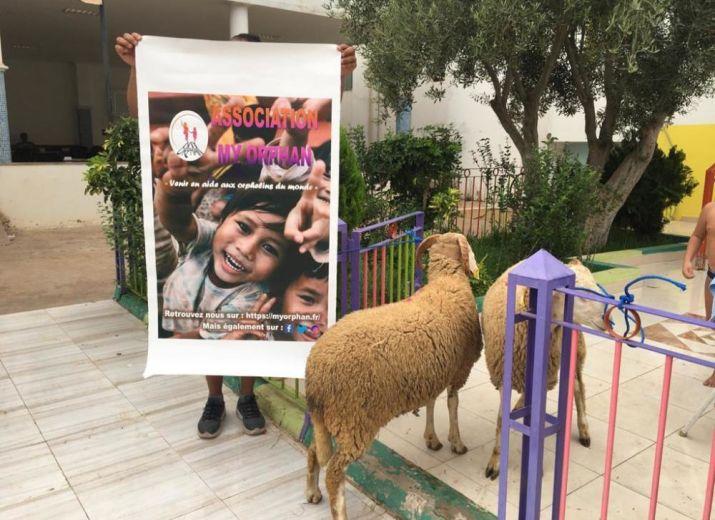 Aid El Kebir pour nos Orphelins