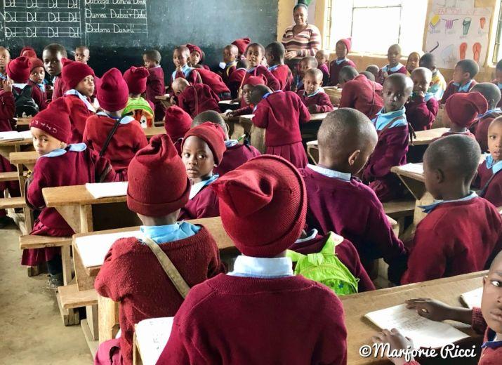 Aider la petite école d'Arusha !