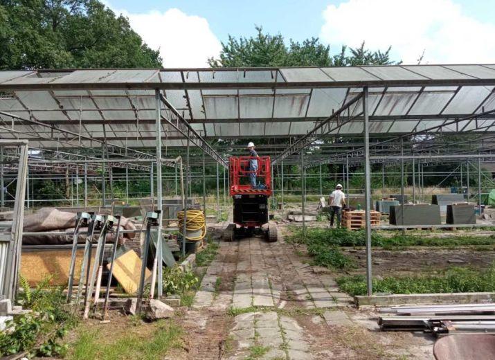 Equiper les travailleurs de nos potagers agro-forestiers à Bruxelles