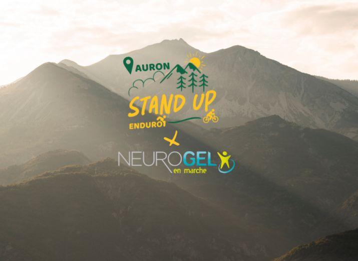 STAND UP ENDURO VTT x NEUROGEL EN MARCHE