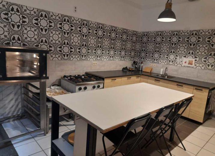 Des équipements pour la cuisine du Centre Tefo !