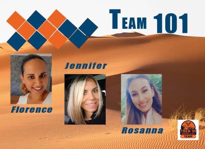 Team 101 pour IRIS