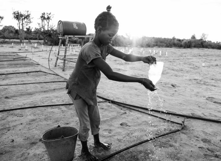 Luttez contre la famine dans le sud de Madagascar