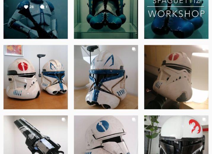 Démarrer mon activité de créateur de pièces de collection Star Wars