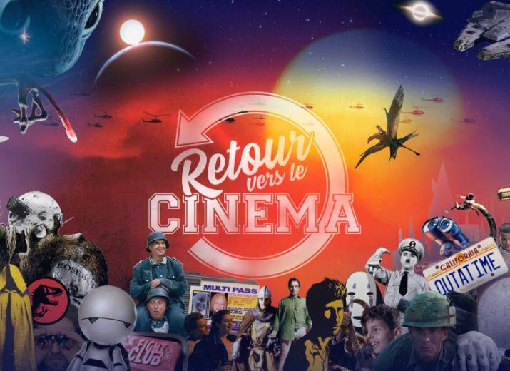 Retour vers le Cinéma