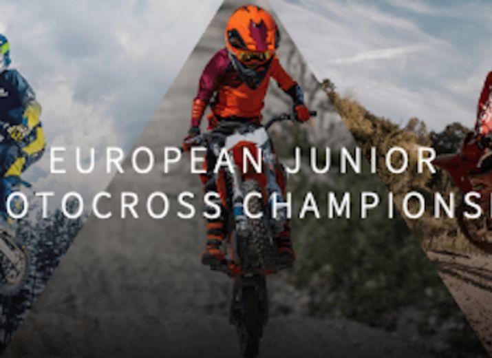 Thyméo & Soan au Championnat européen de motocross électrique - MXE Junior