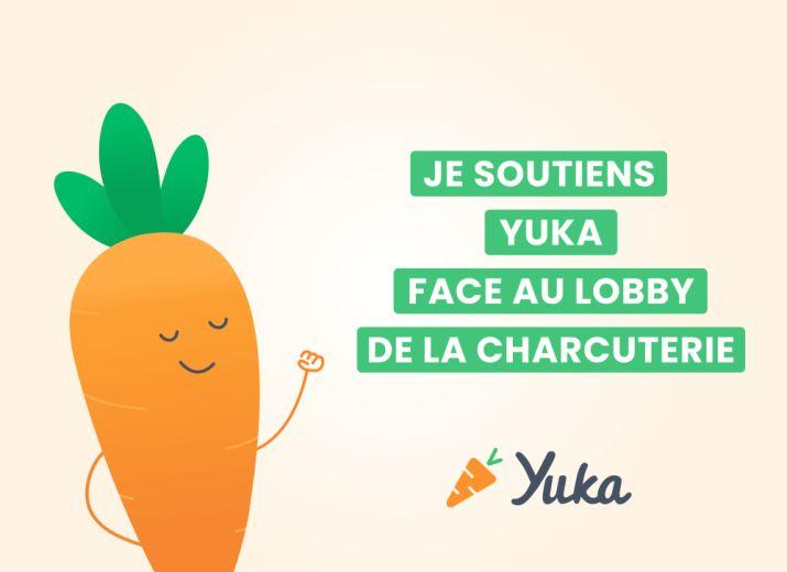 Je soutiens Yuka face au lobby de la charcuterie industrielle