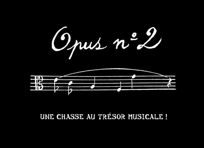Chasse au trésor Opus n°2