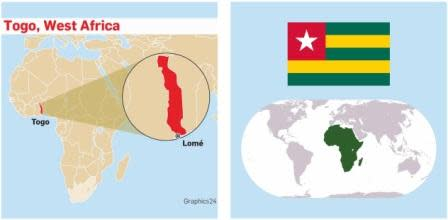 Money pot: Stand Up for Democracy and Human Rights in Togo - Leetchi com